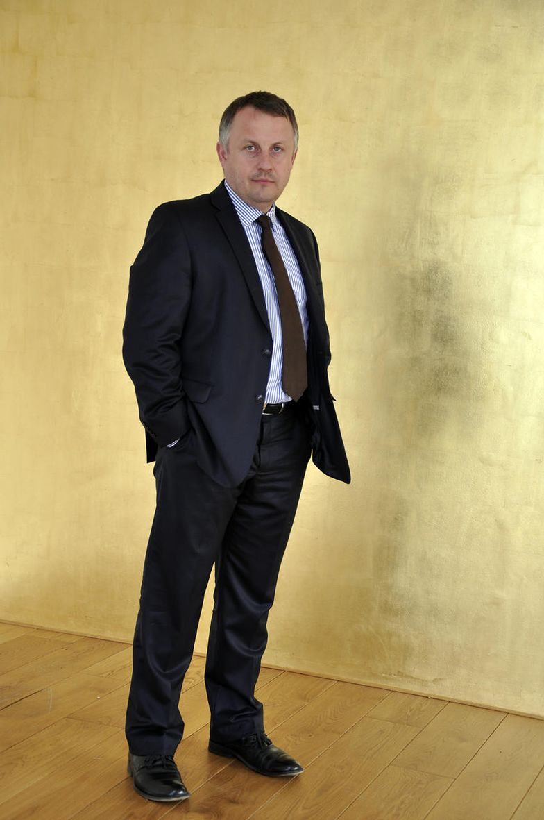 prezes zarządu Paweł Mortas