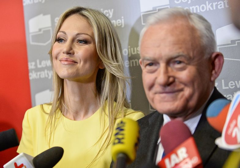"Magdalena Ogórek na prezydenta? ""To ciekawy ruch"""