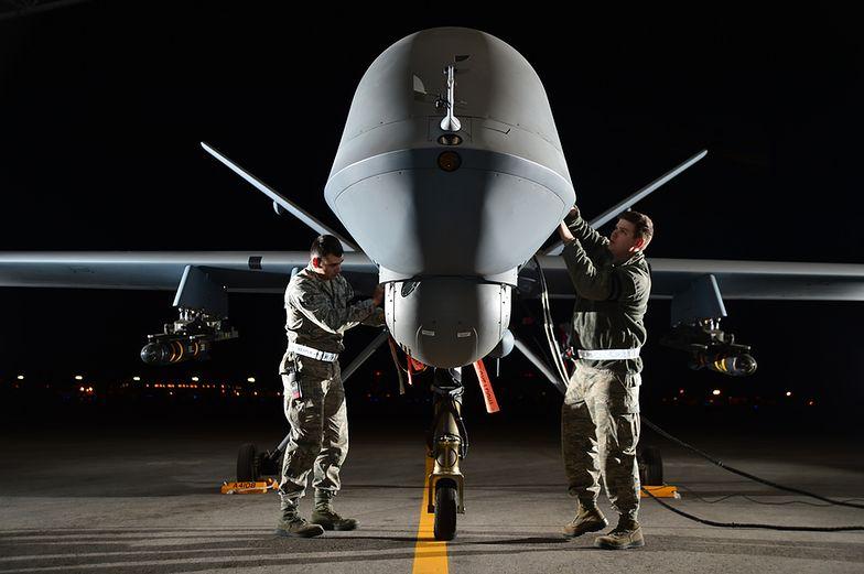 Irak: USA wysłały do kolejnych 300 żołnierzy, drony i śmigłowce
