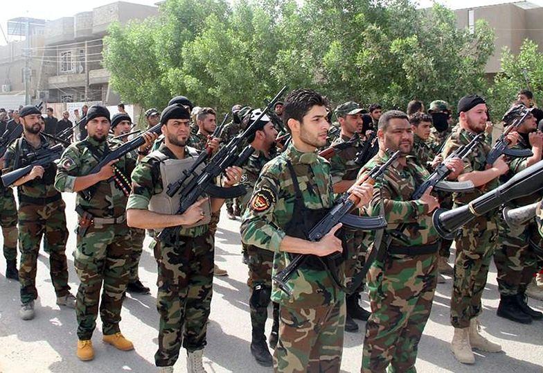 Szyiccy ochotnicy chcą walczyć razem z armią przeciw rebeliantom