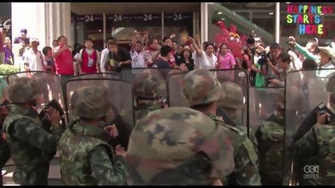Zamieszki w Tajlandii. Wojsko rozpędziło protest