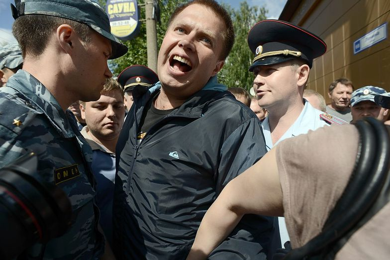 Rada Europy wzywa Rosję do uwolnienia Nawalnego