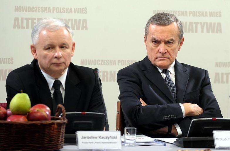 Kaczyński: PiS gotowy do wyborów, a Tusk to mały kłamczuszek