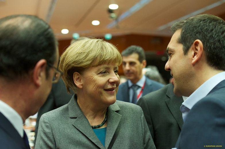 Pomoc finansowa dla Grecji. Niemiecki parlament za porozumieniem