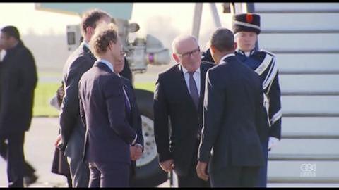 Obama otwiera podróż po Europie wizytą w Holandii.