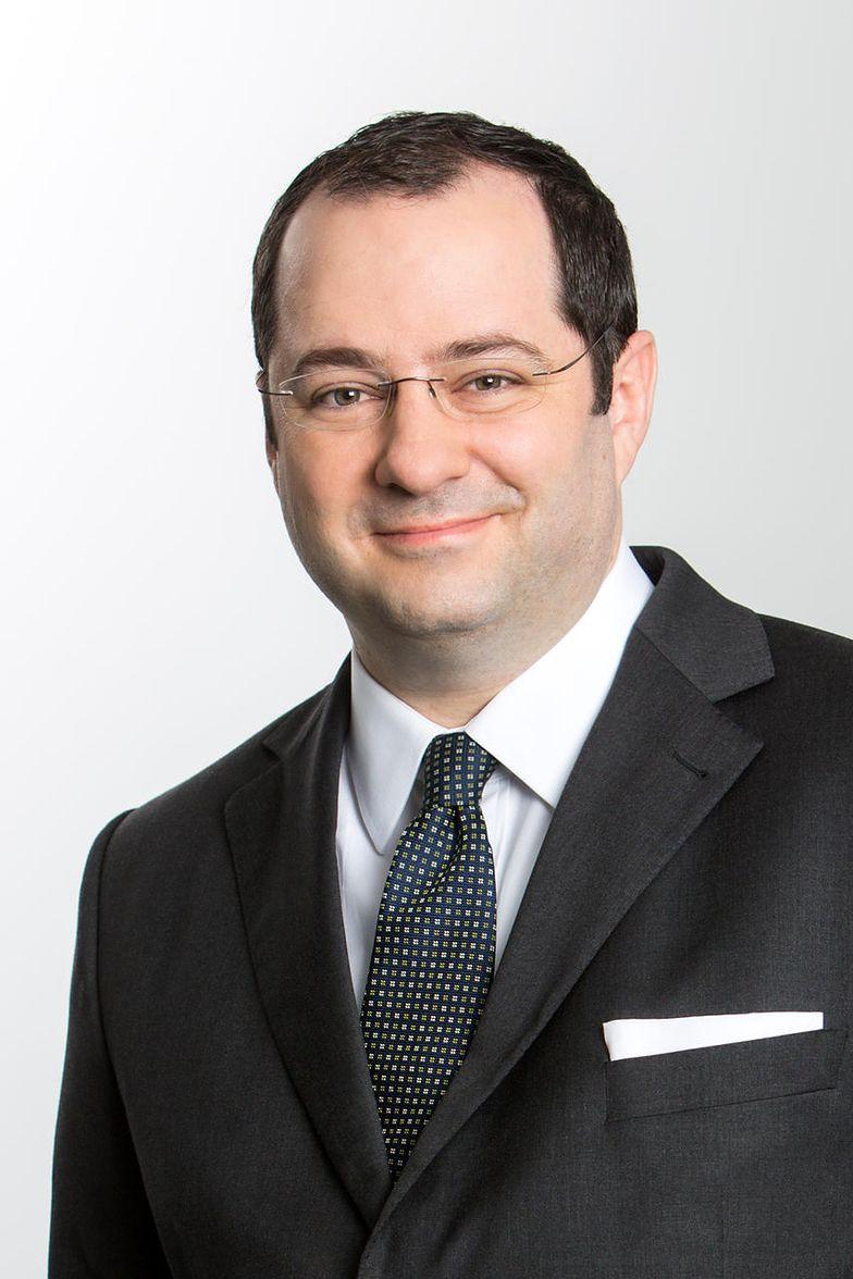 Daniel Joachim Riedl, prezes Buwog