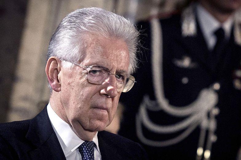 Monti zdecydował o swojej przyszłości. Dobra dla Włoch?