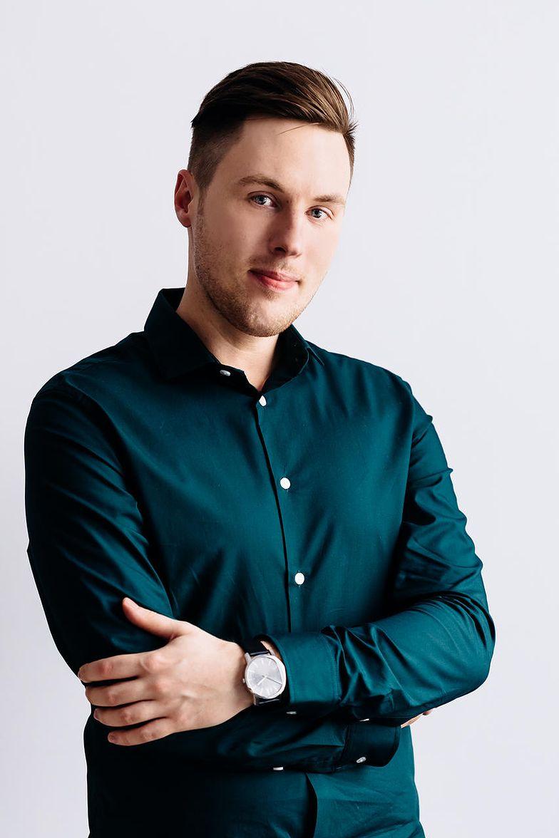 Tomasz Drosio, dyrektor finansowy Zortrax