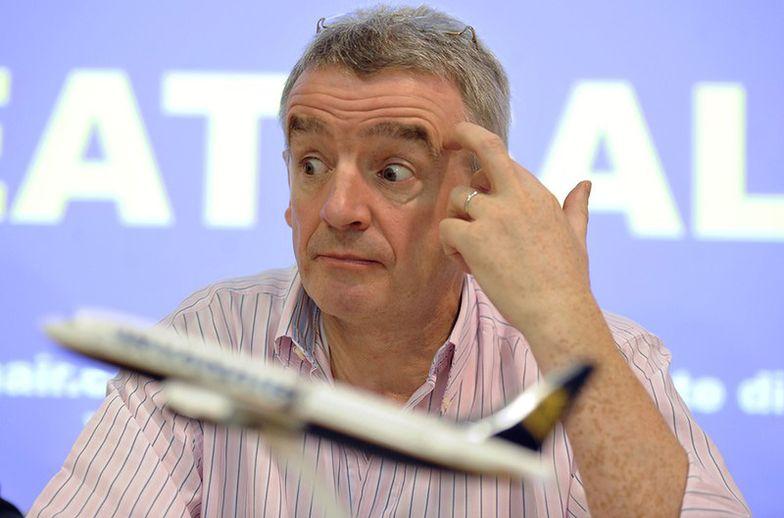Michael O'Leary dla Money.pl: Nudny Ryanair otworzy 20 nowych połączeń w Polsce