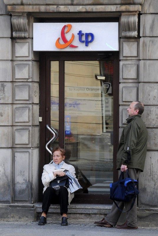 Barclays podniósł cenę docelową TP SA