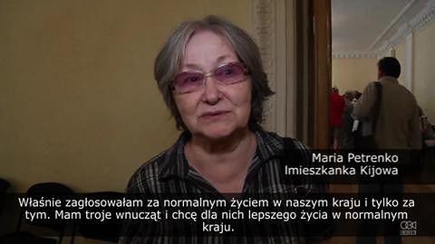 Wybory na Ukrainie. Zobacz filmy z komisji
