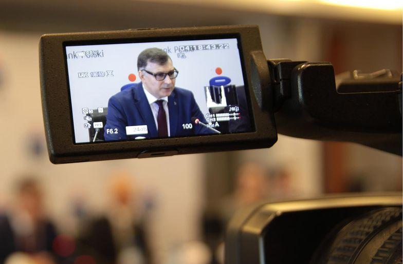 Zbigniew Jagiełło, prezes PKO BP: W prezencie na 100-lecie niepodległości mamy najlepszą na świecie aplikację mobilną IKO