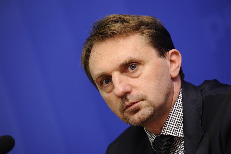 Prezes Budimex Dariusz Blocher nie chce ryzykować