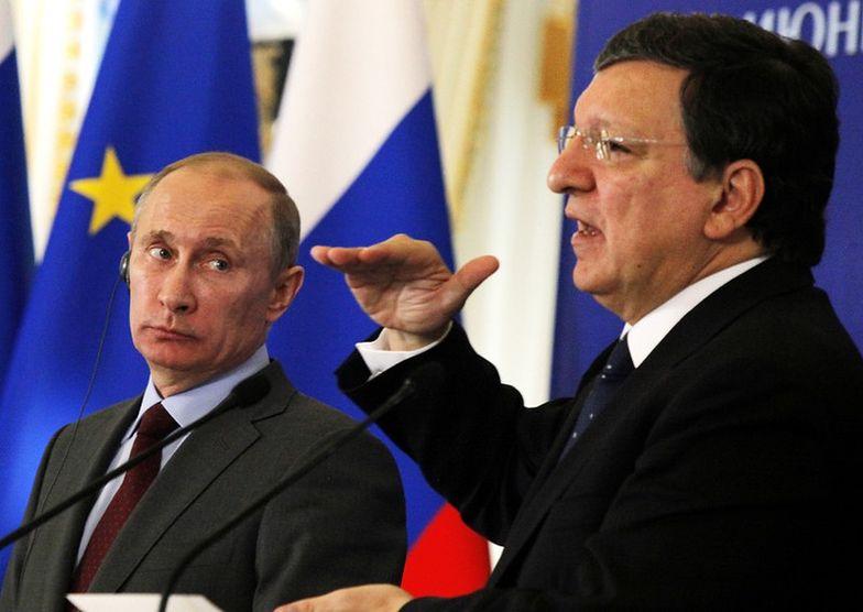 UE zapowiada odpowiedź na aneksję Krymu przez Rosję