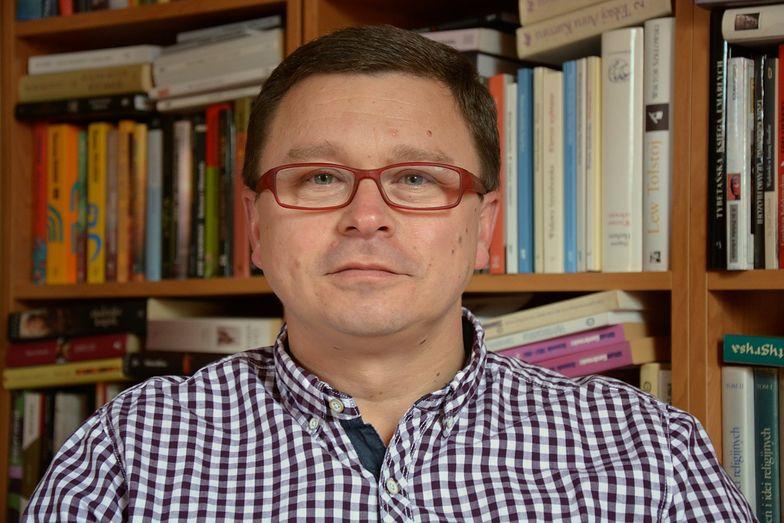 Prof. Tomasz Zaleśkiewicz