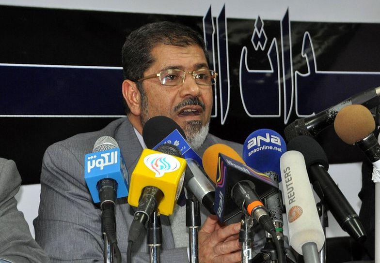 Muhammed Mursi przed sądem. W Kairze rozpoczął się proces