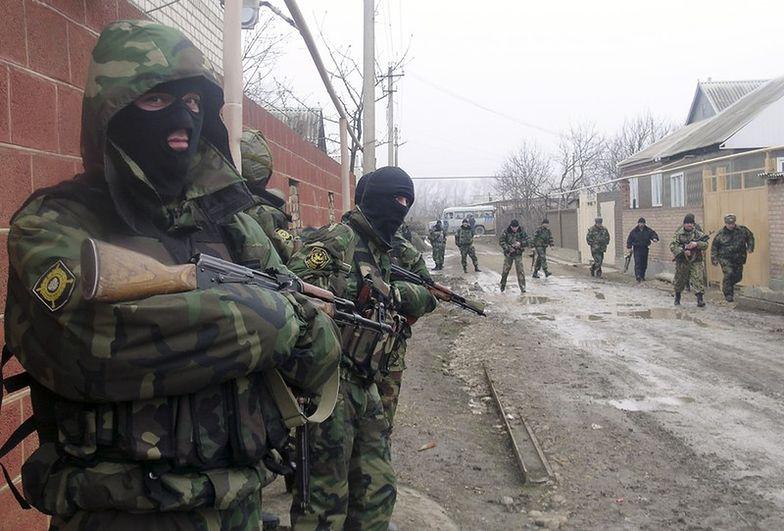 Zamach w Rosji. Dwóch policjantów nie żyje