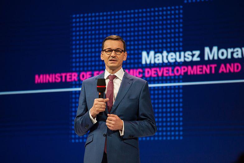 Morawiecki dla money.pl: Robotyzacja to szansa dla Polski. Ale musimy przemyśleć nasz model społeczny i gospodarczy