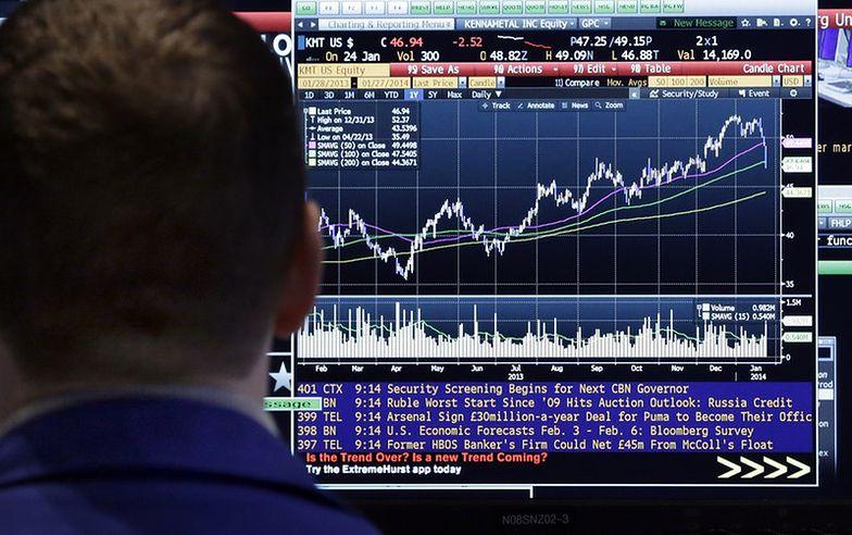 Wzrosty na Wall Street. Maleją obawy o Chiny