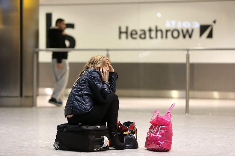 Pożar Dreamlinera na lotnisku Heathrow