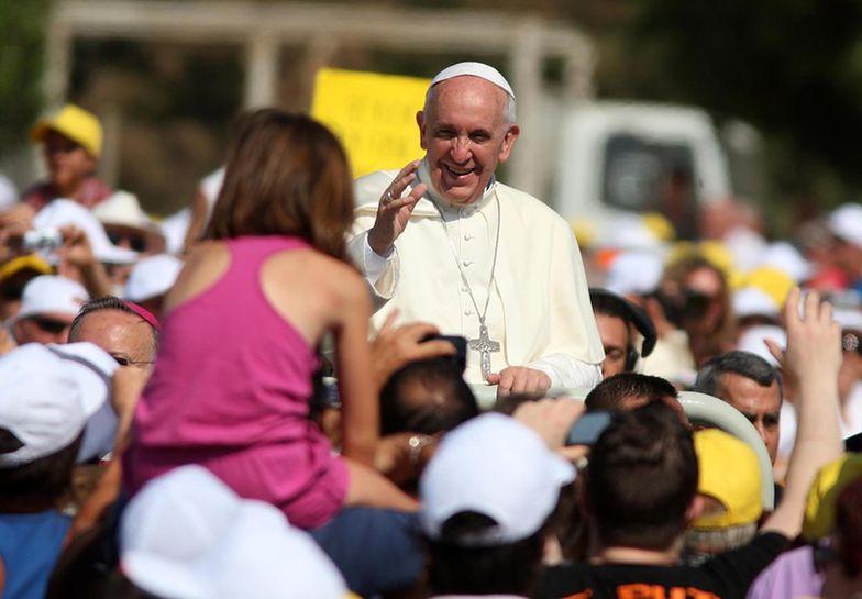 Papież: kobiety w Kościele nie mogą być tylko służącymi