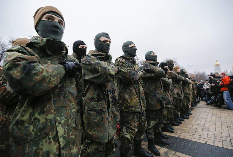 Wojna na Ukrainie. Siły rządowe są atakowane przez rosyjskie wojska