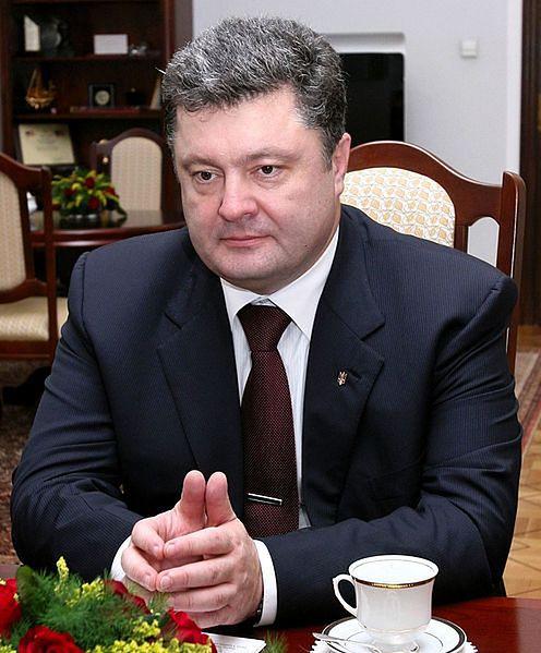 Wojna na Ukrainie. Poroszenko szykuje obywateli na najgorsze