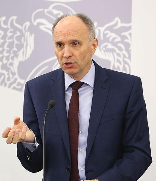 Andrzej Jakubiak, przewodniczący KNF<br>