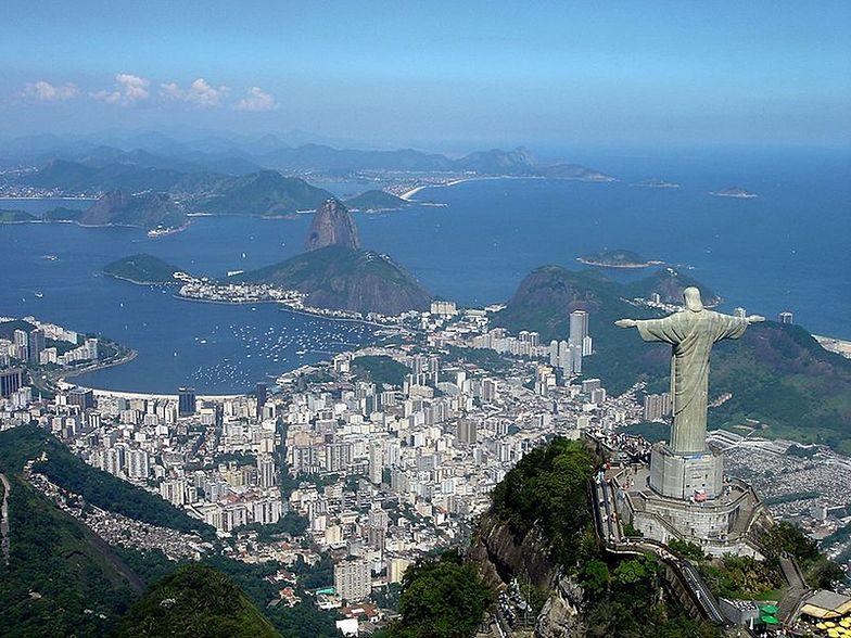 Starcia w Rio de Janeiro między squattersami a policją