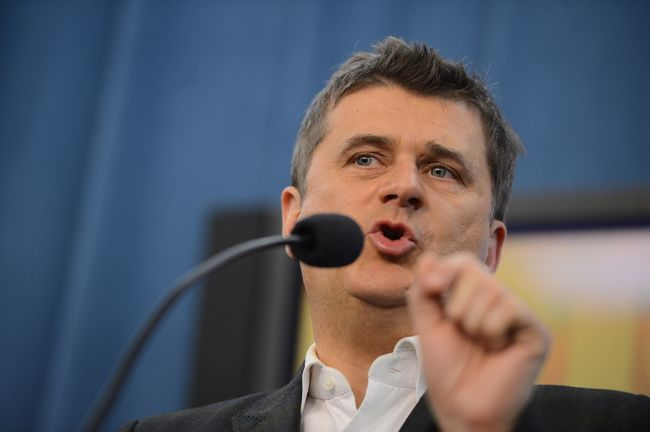 Janusz Palikot proponuje współpracę programową Unii Pracy