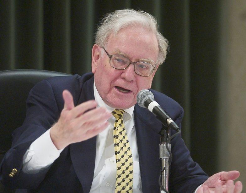 Warren Buffett nie zostawi swoim dzieciom nawet stołka. Już wie, kto będzie jego następcą