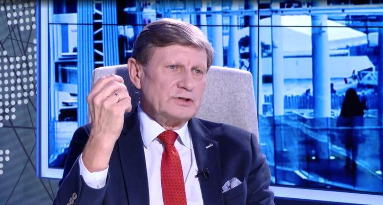 """Balcerowicz podsumował rządy PiS. """"To jest gwałt na wartościach europejskich"""""""