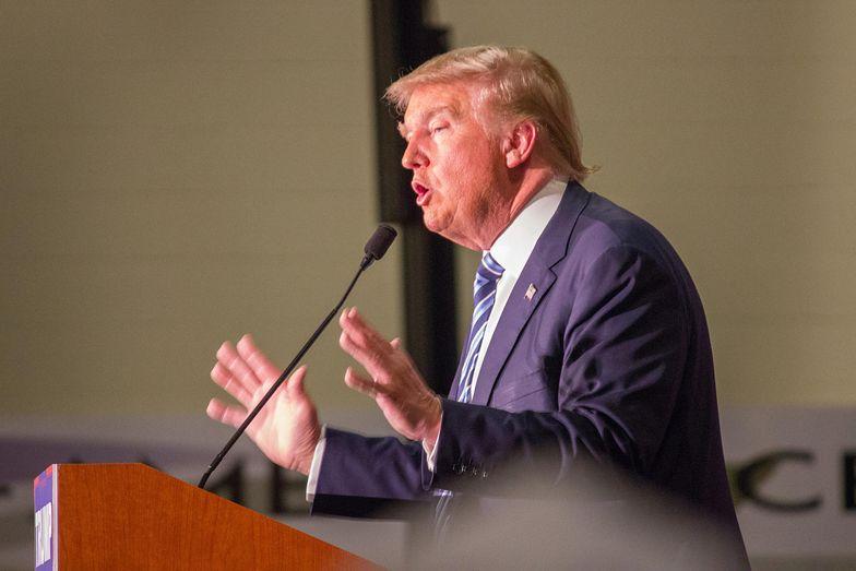 Prezydent USA Donald Trump apelował do krajów OPEC, by nie zmniejszały wydobycia i pozwoliły na dalszy spadek cen