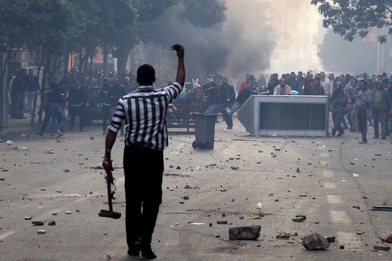 Zamieszki w Egipcie. 49 osób zginęło w starciach