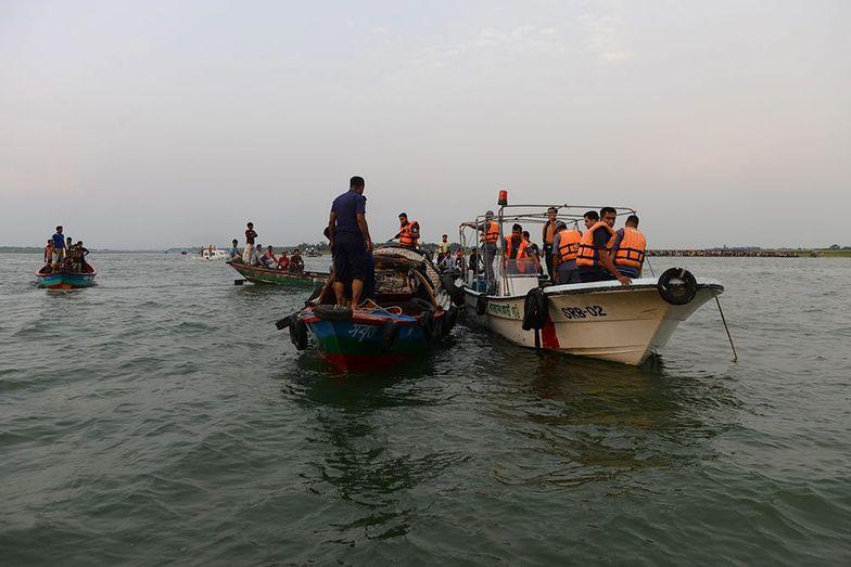 Zatonięcie promu w Bangladeszu. Co najmniej 12 ofiar śmiertelnych