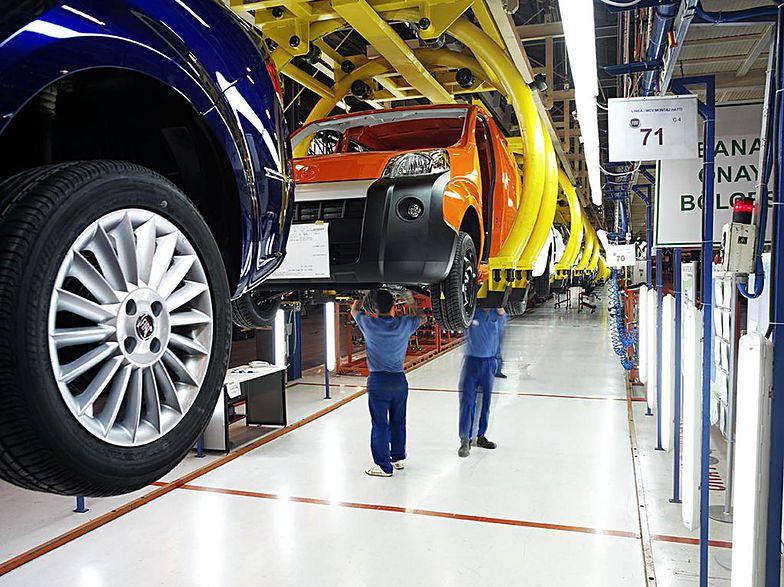 Produkcja samochodów w Polsce. Są nowe dane