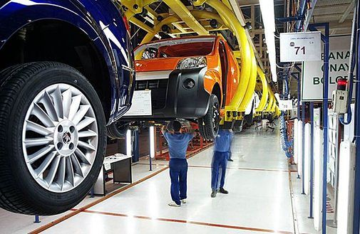 Tyski Fiat osiągnie zysk mimo spadku produkcji aut
