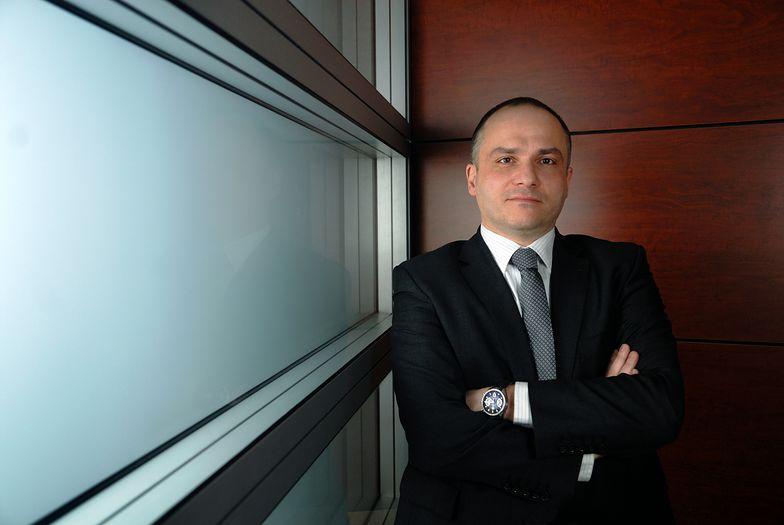 Piotr Sucharski, prezes Neuca