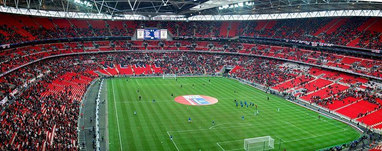 Wtargnął na Wembley, stanie przed sądem