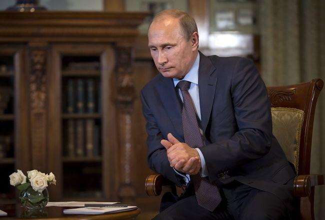 "Konflikt na Ukrainie. ""Putin udaje przyjaciela"""
