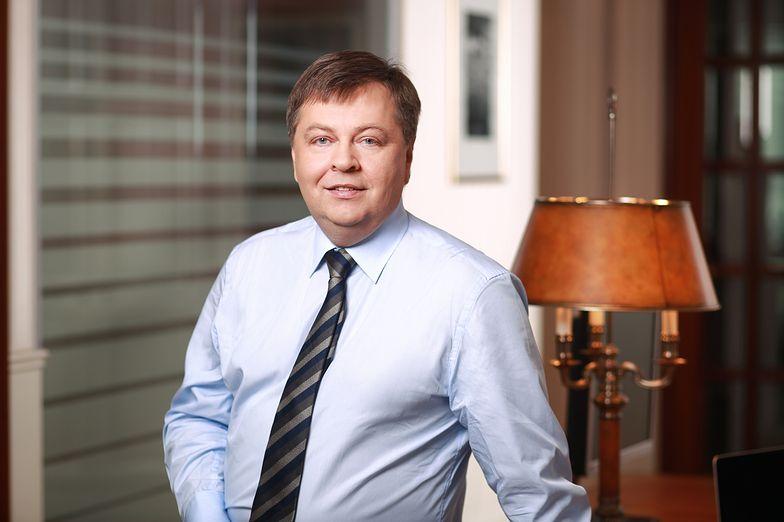 Mariusz Popek, prezes ZPC Otmuchów