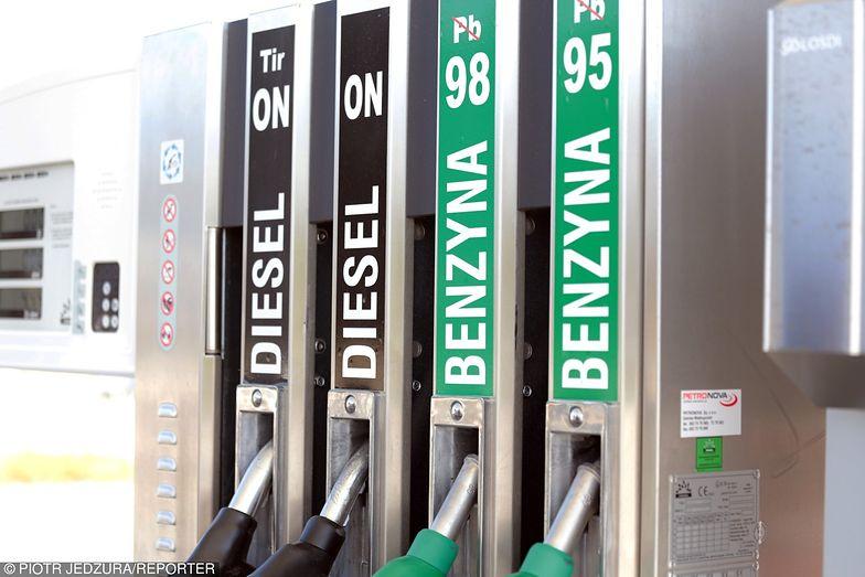 Szara strefa na rynku paliw w Polsce zmniejsza się. To skutek pakietu paliwowego