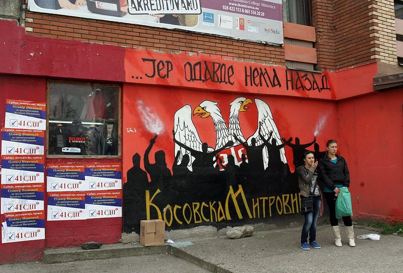 UE: przemoc i zastraszanie w Kosowie
