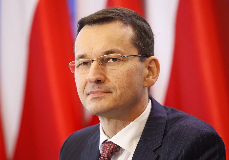 Morawiecki: chcemy przyspieszyć rozwój polskich firm