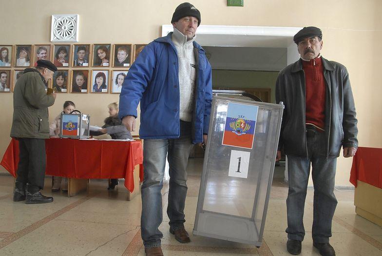 Wybory w Donbasie już w jutro. Władze Ukrainy nie uznają wyniku