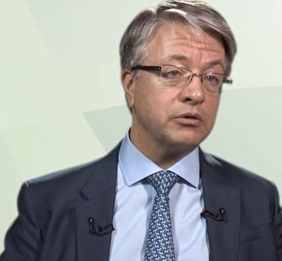 Prezes banku Jean-Laurent Bonnafe