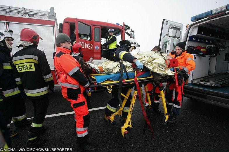 Bliscy ofiar wypadków, którzy zostali sparaliżowani i wymagają całodziennej opieki, będą mogli domagać się zadośćuczynienia