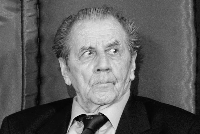 Gerard Cieślik, były reprezentant Polski nie żyje