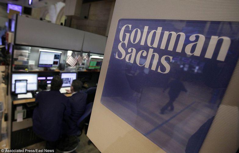 Goldman Sachs wdraża plan opuszczenia Wielkiej Brytanii. Przeniesie setki pracowników przed Brexitem