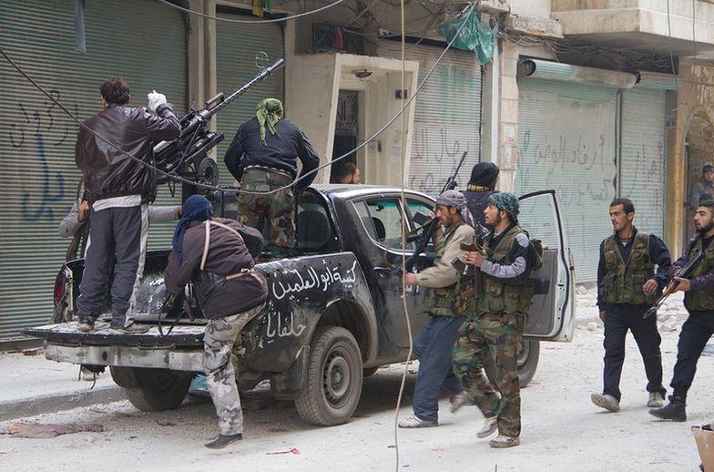 Walki w Syrii. Bitwa o pole gazowe pochłonęła blisko 300 ofiar